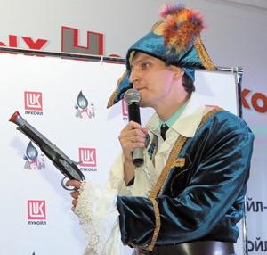 "Михаил Щукин: ""КВН - наше хобби"""