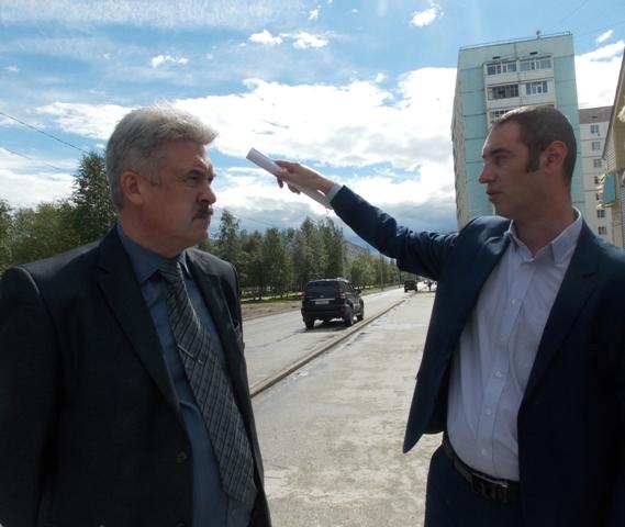 Комиссия рассмотрела возможность нового пешеходного перехода по улице Молодежная