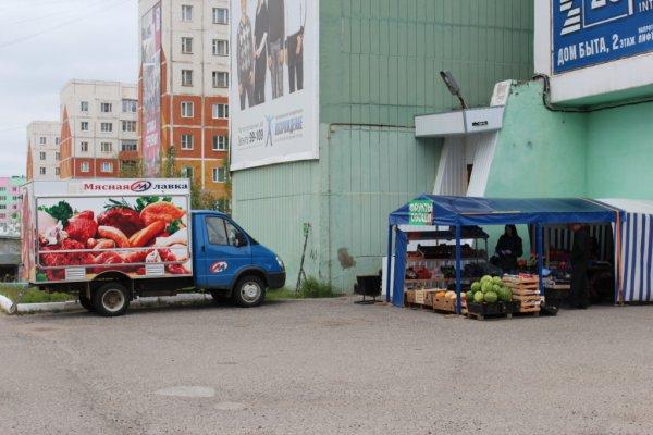 В Усинске проверили уличные торговые точки