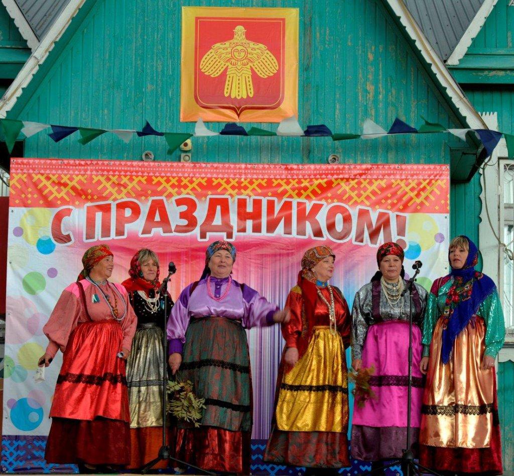 Поздравление для деревенских жителей