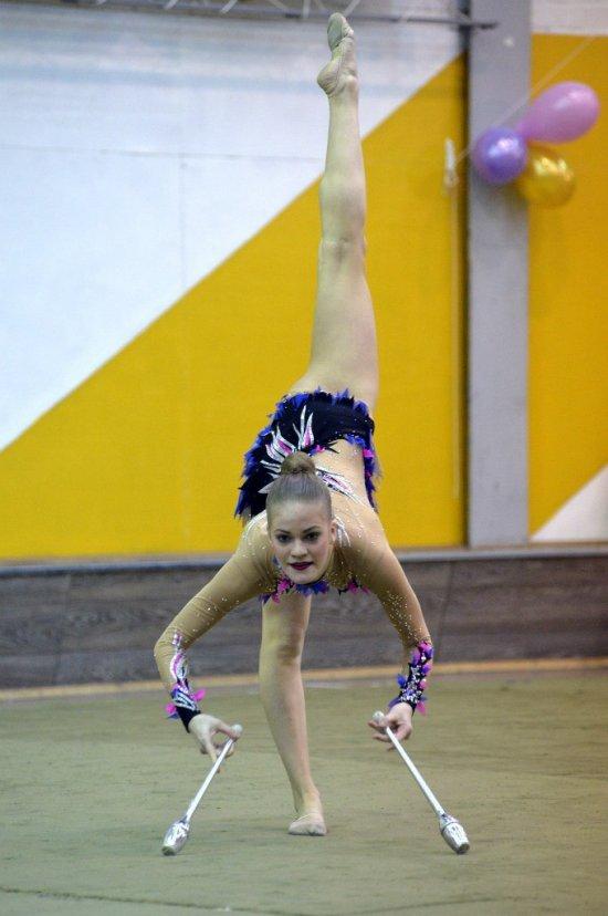 Фото мастера спорта по художественной гимнастике