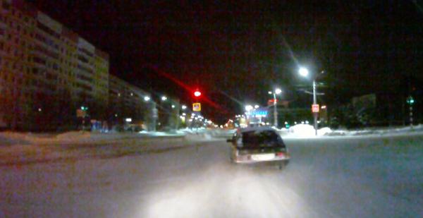 В Усинске сотрудникам ГИБДД пришлось стрелять в уходившего от погони 16-летнего водителя