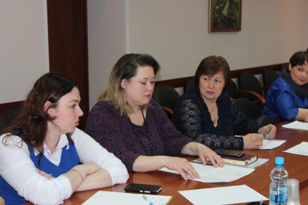 В администрации продолжается работа над планом майских праздничных мероприятий