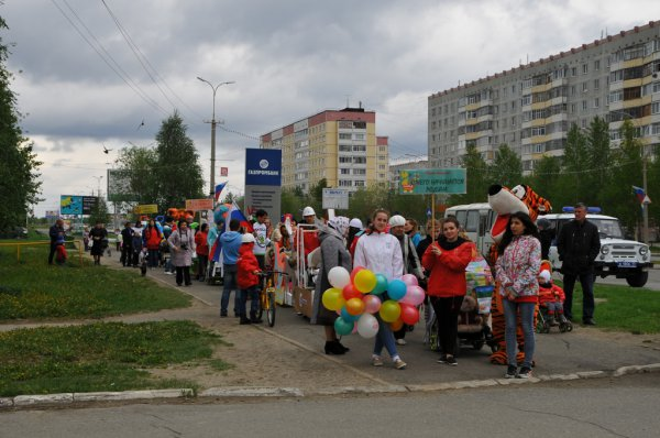 Парад колясок и его победители