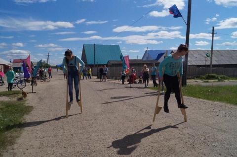 День молодых, энергичных, спортивных — День молодежи – отметили в селе Колва!