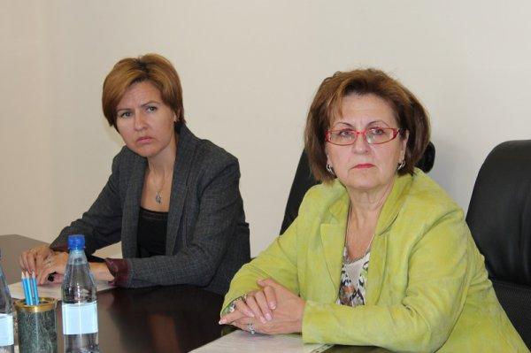 В Усинске с рабочим зам.министра сельского хозяйства РК