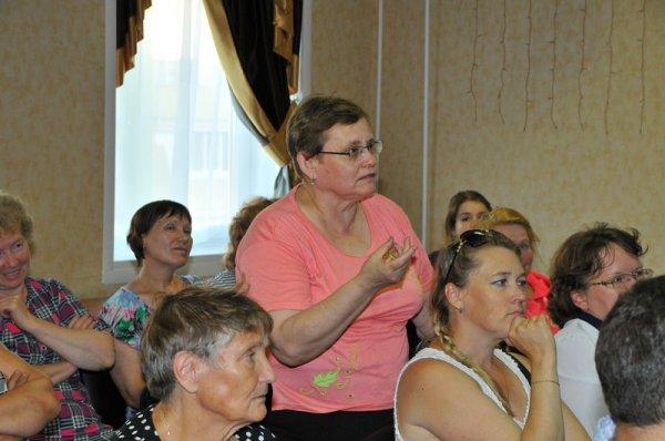 Обсуждение проекта «Народный бюджет» в муниципалитете продолжается