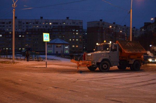 К первому снегу в Усинске были готовы
