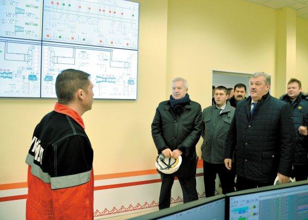 ЛУКОЙЛ ввел в эксплуатацию энергоцентр под Усинском
