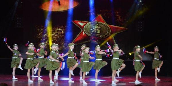 В Усинске прошел праздничный концерт
