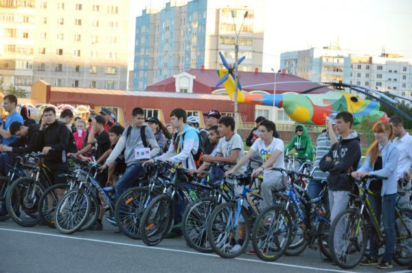 «Велоночь — 2017» пройдёт во всех муниципалитетах Республики Коми