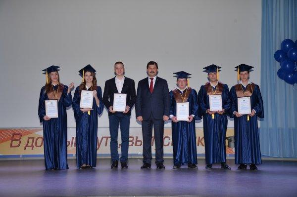 Филиал УГТУ чествовал своих выпускников