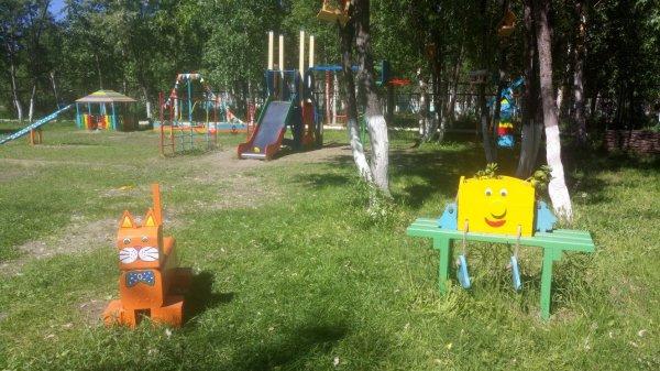 Школы и сады Усинска обновляются к новому учебному году