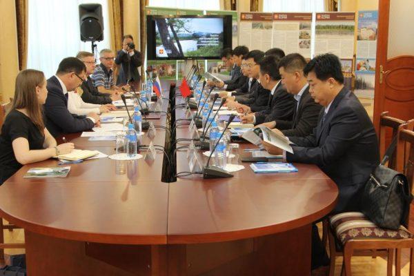 Усинск и город Дуньин (КНР) договорились о развитии торгово-экономических связей и инвестиционном сотрудничестве