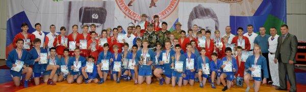 В Усинске завершились соревнования по самбо памяти воинов-интернационалистов Алексея Низамиди и Сергея Воронова