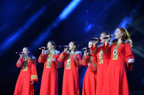 В Усинском Дворце культуры отметили 43-летие образования Усинского района