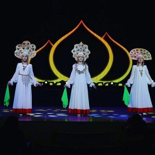 «Пасха красная» вновь собрала полный зал Усинского дворца культуры