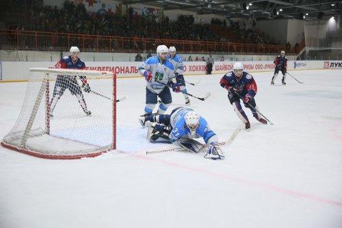 Определился победитель хоккейного турнира на призы ЛУКОЙЛ-Коми