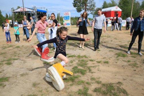 В Усинске прошел #ТвойFest