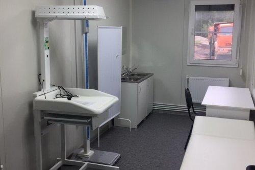 В усинских сёлах Щельябож и Мутный Материк завершены работы по строительству врачебных амбулаторий
