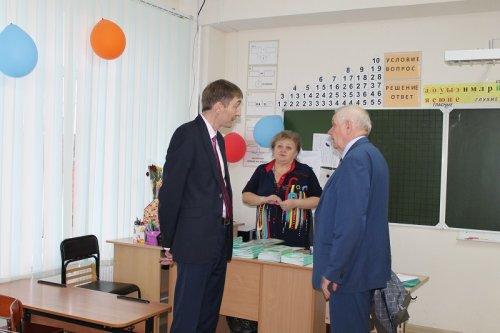 Социальные объекты Усинска посетил член Совета Федерации Федерального собрания РФ Валерий Марков
