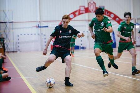 Определены финалисты «красной группы» «Усинской футбольной лиги»