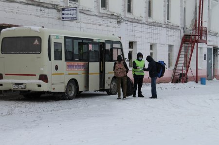 На железнодорожном вокзале Усинска заработал пункт контроля