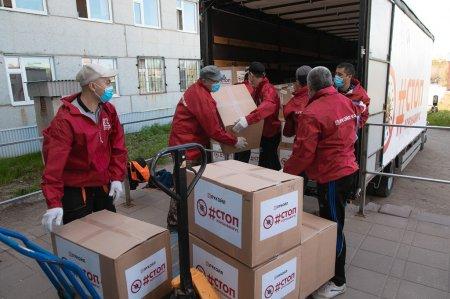 Для борьбы с COVID-19 в Республику Коми доставлена первая партия медоборудования, закупленная на личные средства Вагита Алекперова