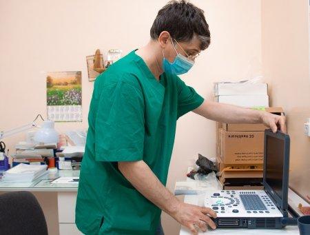 В Усинск продолжает поступать медоборудование, закупленное на личные средства Президента ЛУКОЙЛа Вагита Алекперова