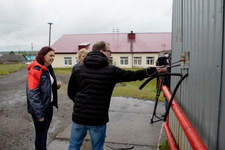 ЛУКОЙЛ обеспечит Усть-Усу и Новикбож качественной питьевой водой