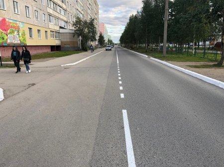 Обустройство усинских дорог продолжается