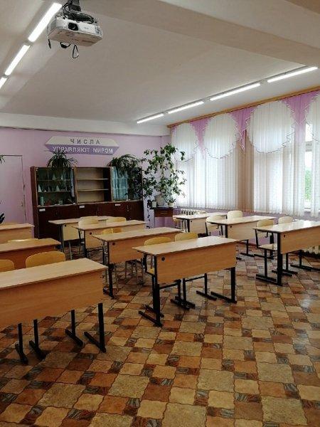 Ежегодно, в период летних каникул, школы готовятся к новому учебному году