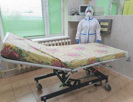 В Усинскую больницу доставлена очередная партия медоборудования