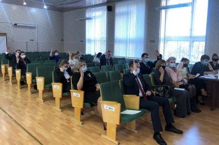 Председателем Совета муниципального образования городского округа «Усинск» избран Михаил Серов