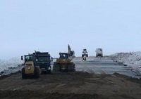 В НАО планируется начать строительство участка дороги Нарьян-Мар – Усинск