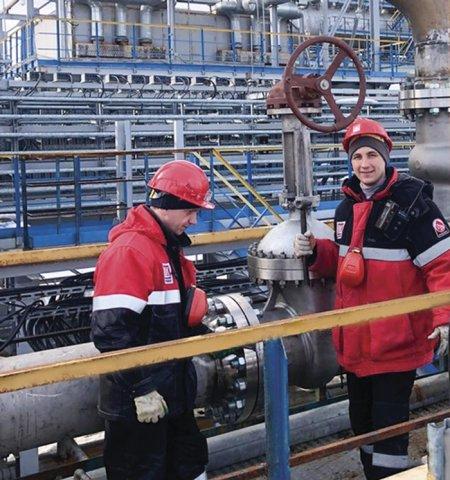 Записки молодого нефтяника