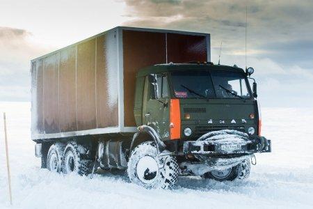 Усинская компания будет стоить зимник до Нарьян-Мара в этом году