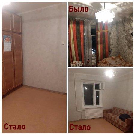 В домах усинских ветеранов завершили ремонтные работы