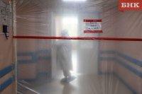 В Усинске выросло число тяжелых больных коронавирусом