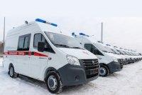 В медицинские организации Коми передали 28 новых машин скорой помощи