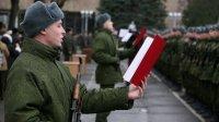 В Усинске продолжается призывная кампания, которая продлится до Нового года
