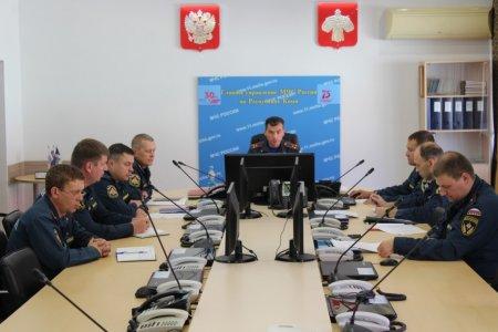 Проверили ГУ МЧС по Коми и Усинскому району