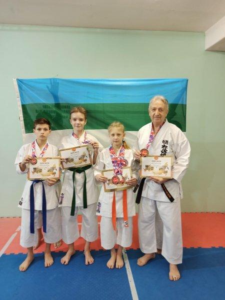 Усинские каратисты отстояли честь республики на чемпионате России