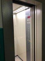 В пяти домах Усинска заработали новые лифты