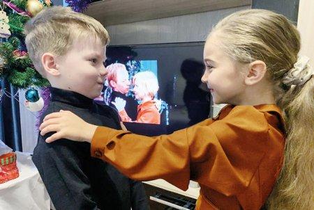 Егор Андреев и Ульяна Агаева