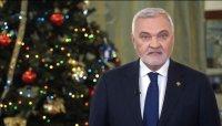 Видеопоздравление главы Коми с Новым годом