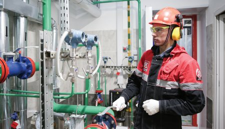 ЛУКОЙЛ расширяет парогенераторные мощности Усинского месторождения