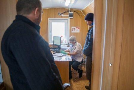На въезде в Нарьян-Мар с зимней дороги установят ковид-контроль