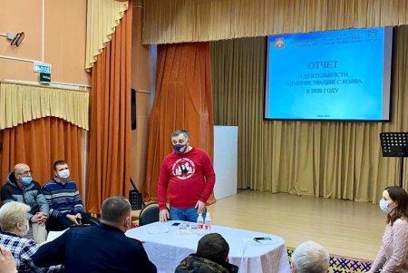 В Доме культуры села Колва в минувшую субботу состоялась встреча населения с руководством города