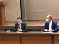 В Усинске состоялась внеочередная сессия Совета МО ГО «Усинск»